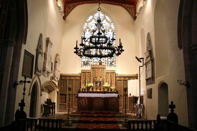 St.Laurence's chancel