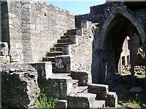 NO3524 : Balmerino Abbey by Maigheach-gheal
