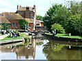 SU4767 : Kennet and Avon canal, Newbury by Brian Robert Marshall