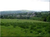 NS4175 : View across Crosslet, Dumbarton by Stephen Sweeney