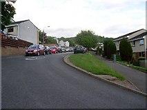 NS4175 : Barnhill Road, Dumbarton by Stephen Sweeney