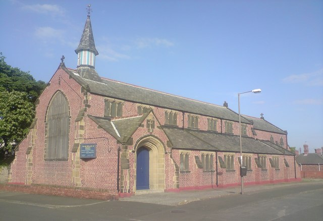 St John's Church, Bedlington Station