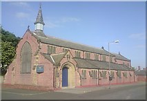 NZ2783 : St John's Church, Bedlington Station by Gary Stafford