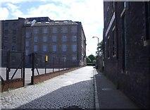 NT2776 : Poplar Lane by Callum Black