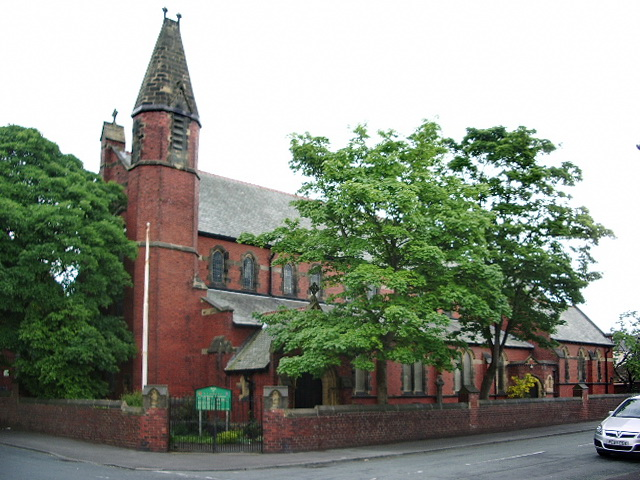 The Parish Church of St Cuthbert, Burnley