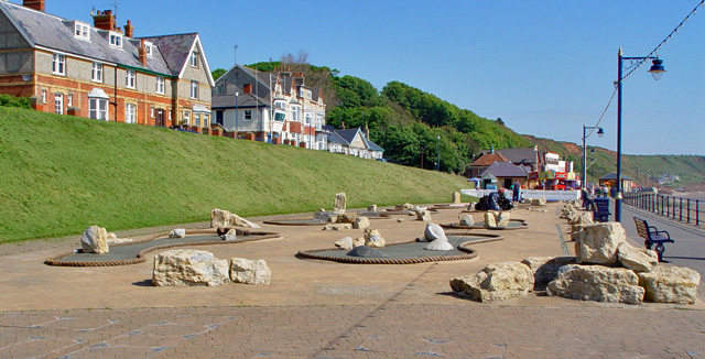 Crazy Golf, Filey seafront