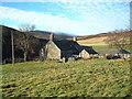NO5070 : Braco Farm House Glen Lethnot by Neil