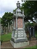 NJ9304 : Gravestone of a Hatter by Stanley Howe