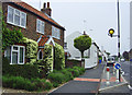 TA0143 : Main Street, Leconfield by Paul Harrop