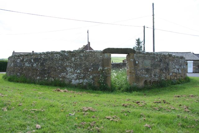The Pinfold, Elsdon