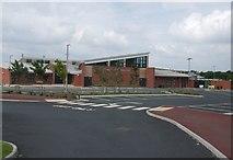 SO9599 : Fibbersley Park Primary School by John M