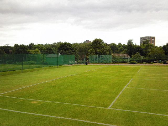 Edgbaston Archery and Lawn Tennis society.