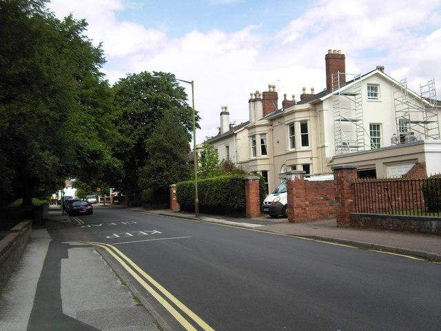 Vicarage road, Edgbaston