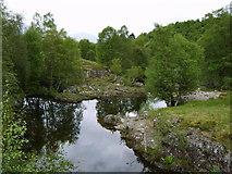 NN3578 : River Treig by Michael Graham