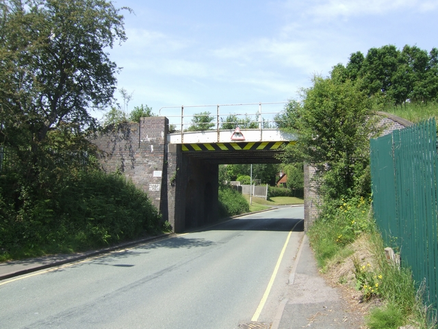 Bridge 22 - Walsall to Stafford Line