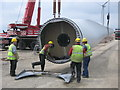 SD8218 : Turbine Blade for Tower No 23 by Paul Anderson