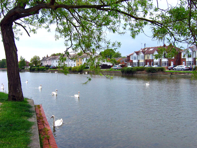 Millpond, Emsworth