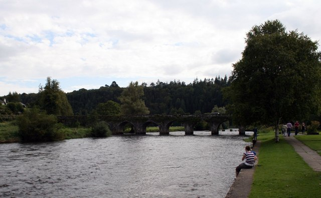 River bank at Inistioge