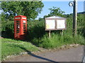 ST2118 : Blagdon Hill telephone box by Nick Mutton