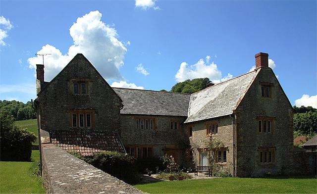 Melbury Bubb Manor House