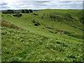 SO3998 : High farmland by Dave Croker