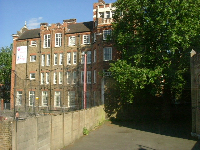 Chelsea Boys School (former), SW10