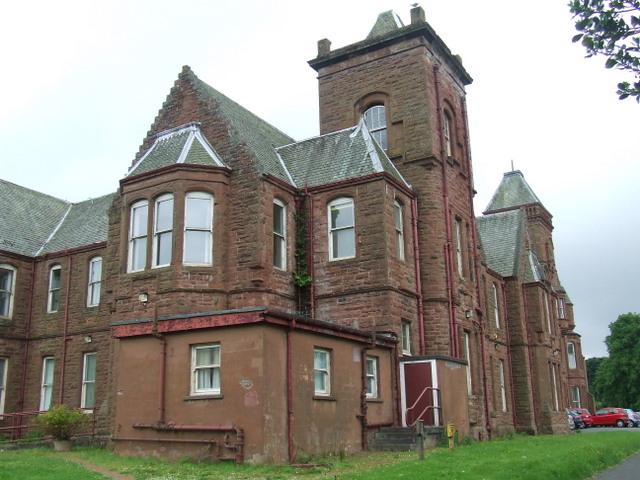 Ravenscraig Hospital