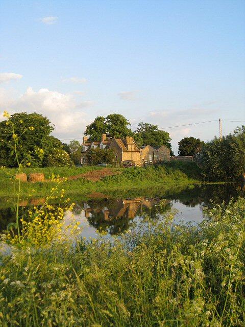 Houses on Bury Lane