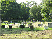 TQ3473 : Camberwell Old Cemetery by Stephen Craven