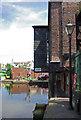 SO8984 : Stourbridge Canal, Stourbridge by Stephen McKay