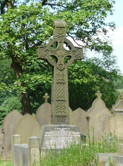 Greenwood memorial, Cragg Vale, Mytholmroyd