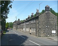 SE0023 : Bottoms, Cragg Road, Cragg Vale, Mytholmroyd by Humphrey Bolton