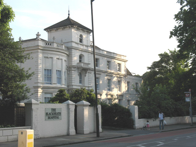 Blackheath Hospital, Lee Terrace
