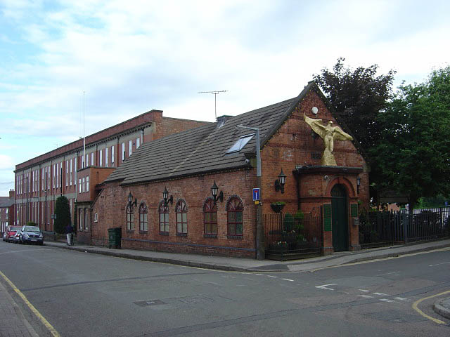 The Angel, Wellington Street