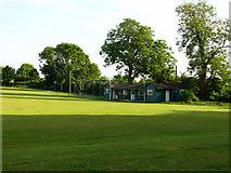SU1069 : Avebury cricket pavilion by Chris Gunns