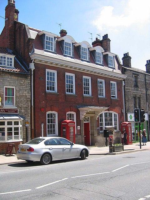 Malton Post Office