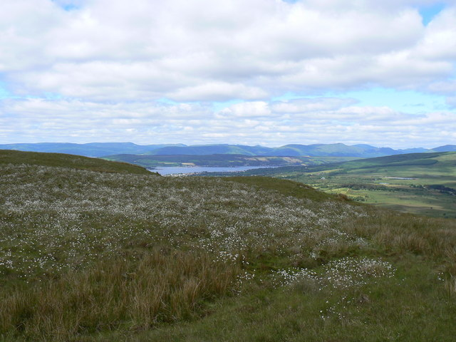 View from Ben Bowie