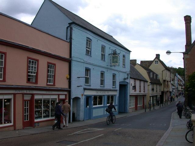 The Pickerel Inn, Magdalene Street