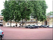 TQ2879 : The Royal Mews, SW1 by Phillip Perry