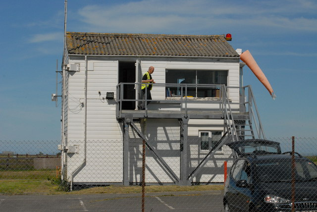 Air Traffic Control Tower, Aberporth (ICAO code EGFA)