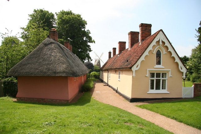 Thaxted Almshouses