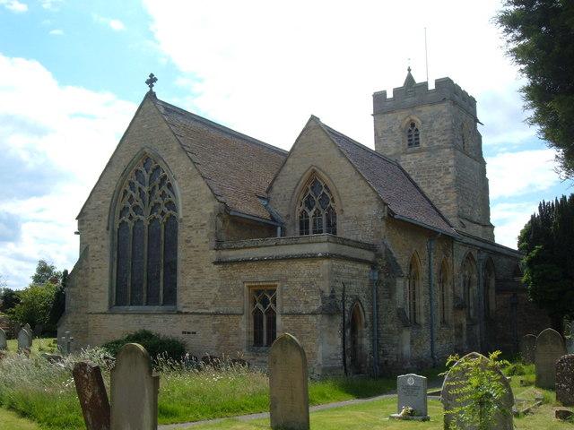 St James Church, Great Horwood