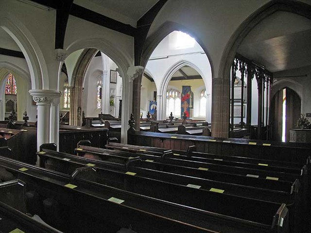 St Margaret, Catton, Norfolk - Interior