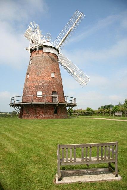 John Webb's Windmill