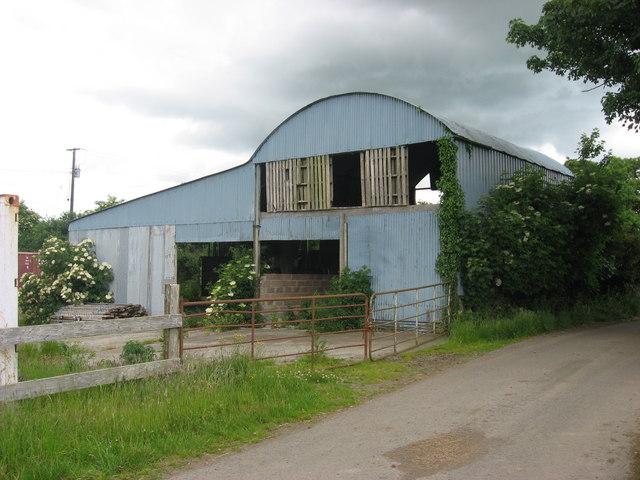 Barn at Newtown, Garristown