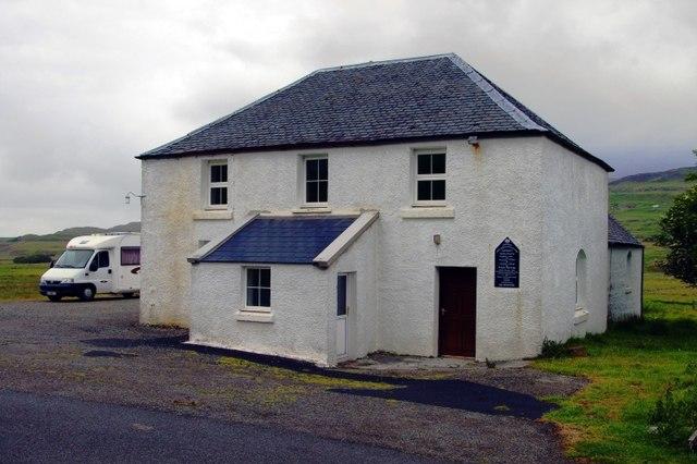 Glendale Free Church of Scotland / Eaglais Shaor Ghleann Dail