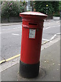 "TQ2784 : ""Anonymous"" (Victorian) postbox, Primrose Hill Road, NW3 by Mike Quinn"