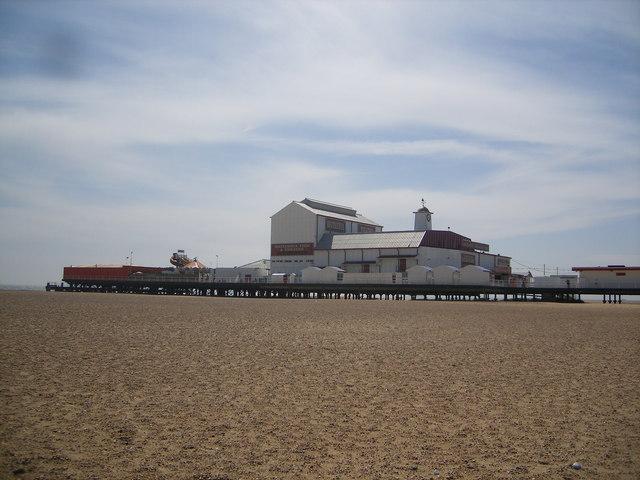 Britannia Pier &Theatre