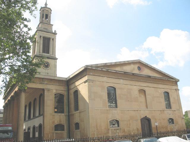 The Henry Wood Hall (former Holy Trinity Church)