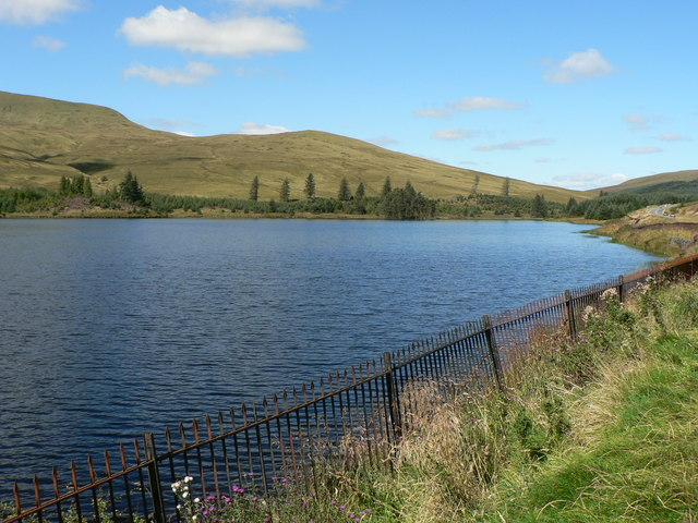 Cantref Reservoir, Brecon